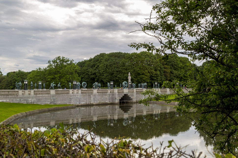 Vigeland-Sculpture-park-1