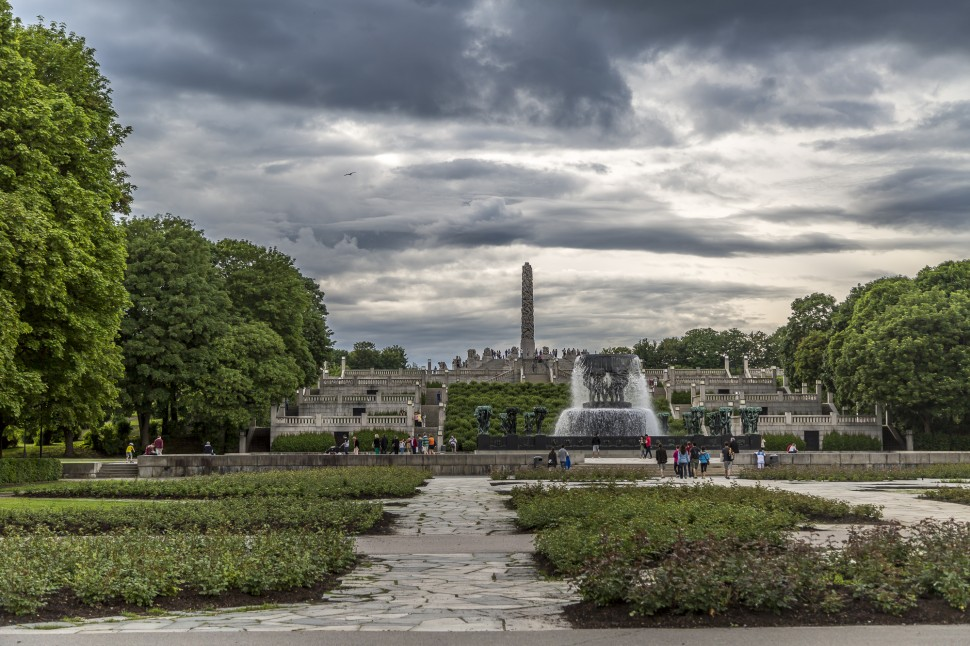 Vigeland-Sculpture-park-3