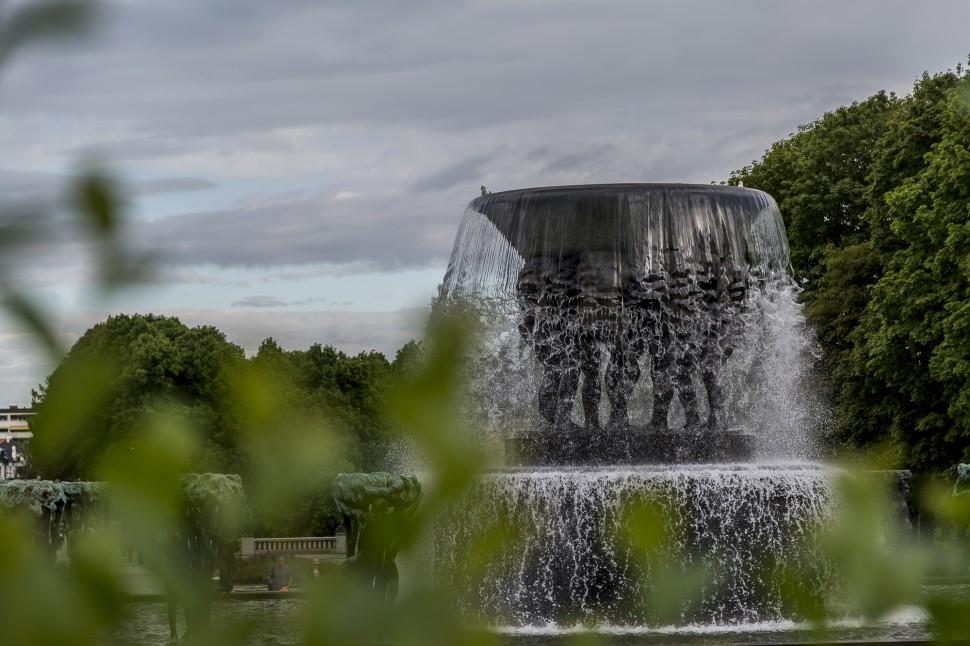 Vigeland-Sculpture-park-4