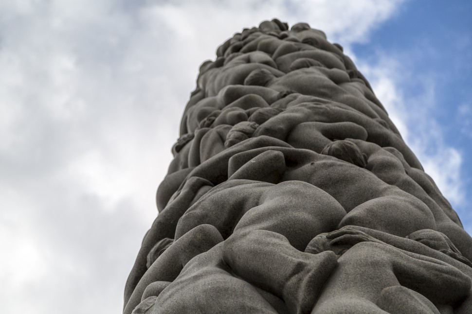 Vigeland-Sculpture-park-7
