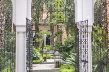 La Mamounia - orientalische Traumzeit in Marrakesch