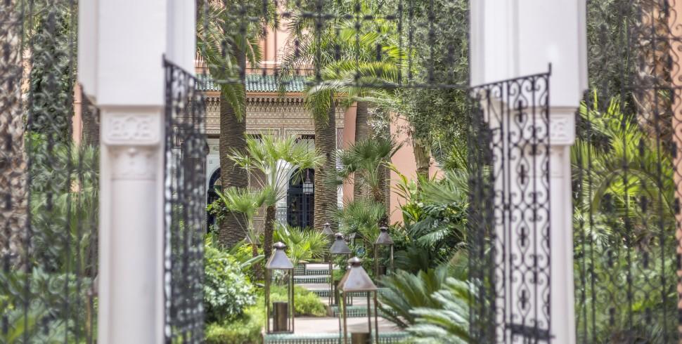 La Mamounia – orientalische Traumzeit in Marrakesch