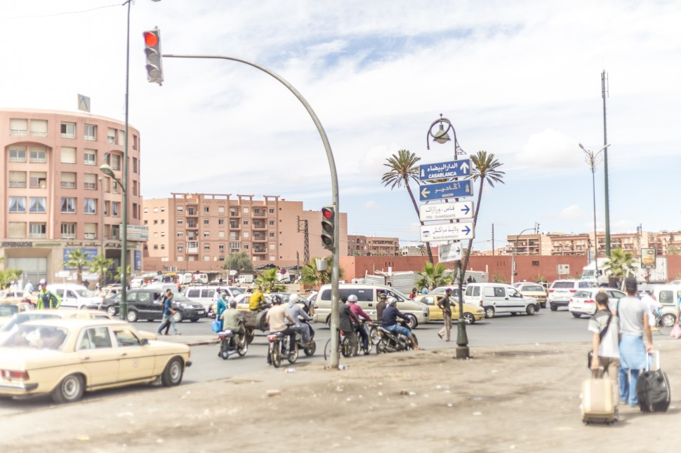 Marrakesch streetlife