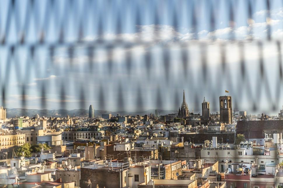 Barcelo-Raval-Aussicht