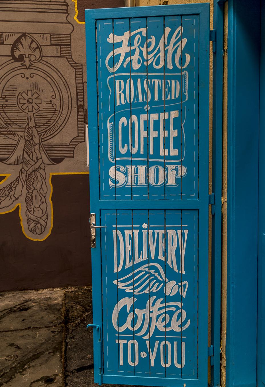 Bluebird-Kaffee