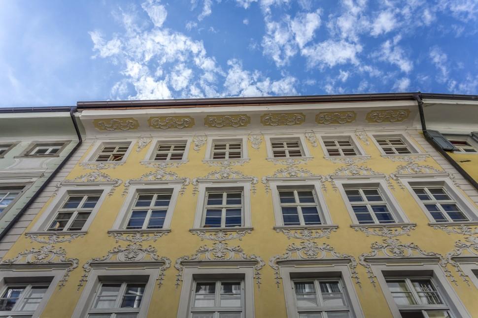 Bozen-Fassaden