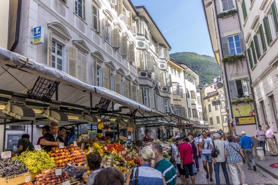 Bozen-Markt