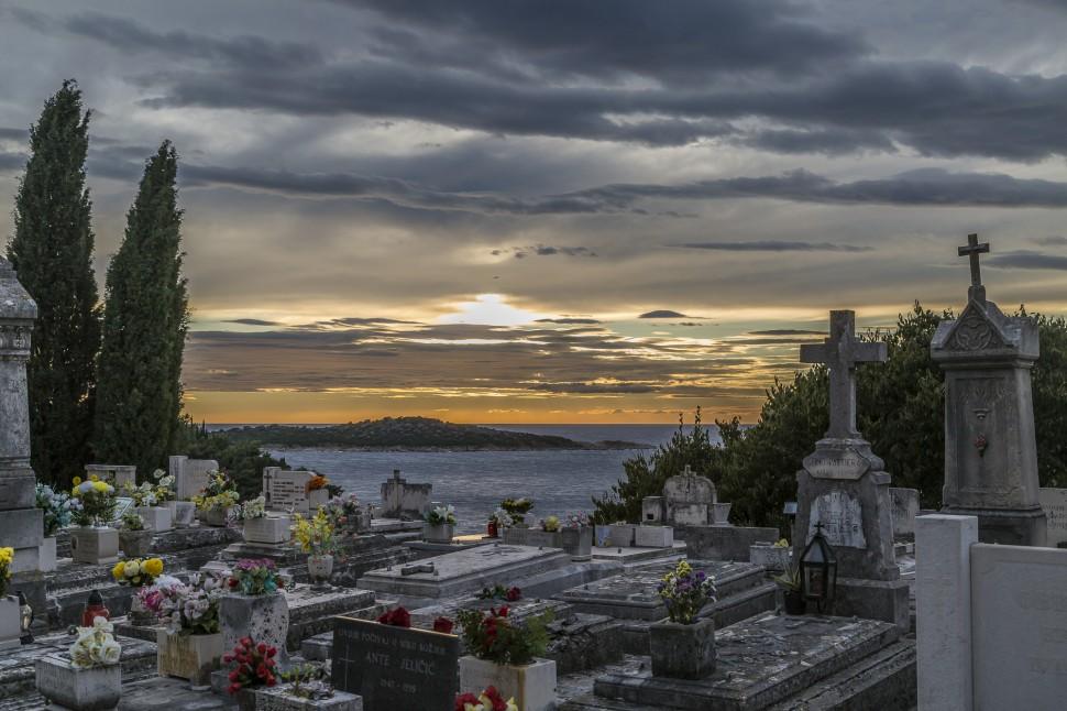 Cavtat-Konavle-Friedhof