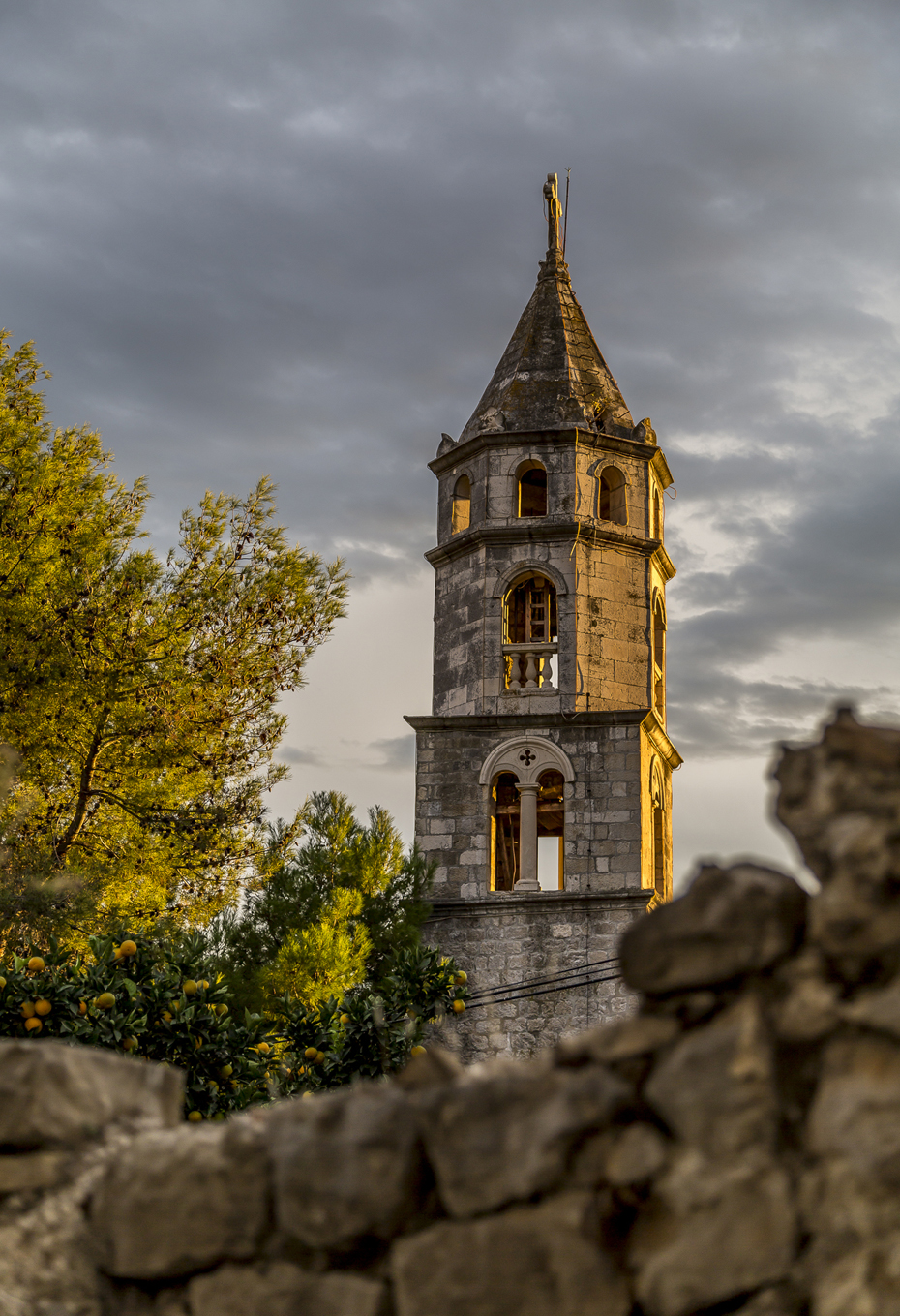 Cavtat-Konavle-Kirche