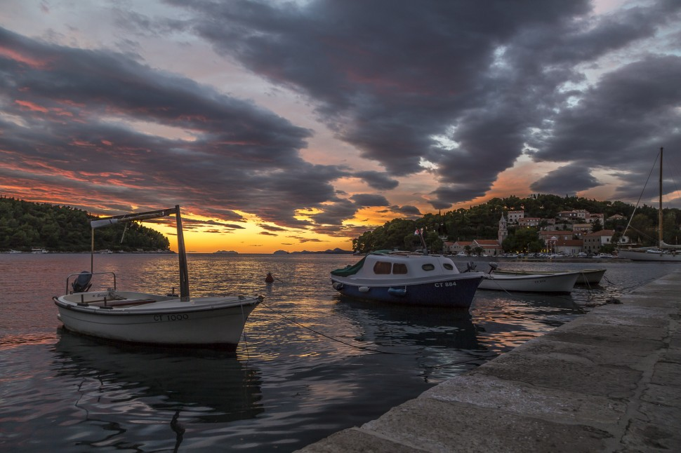 Cavtat-Konavle-sunset-2-dalmatien