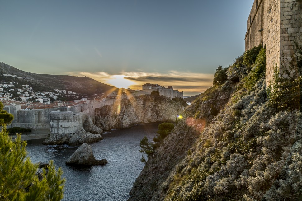 Dubrovnik-Sonnenaufgang-2
