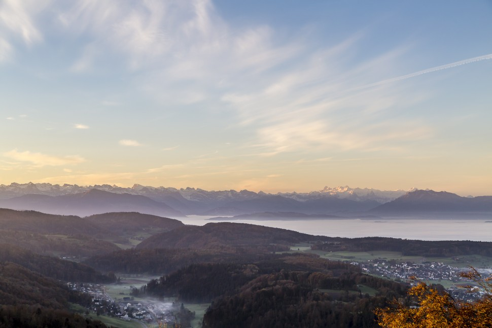 Sihltal-Nebelmeer