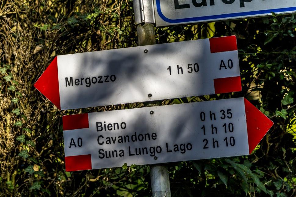 Wandern-Piemonte