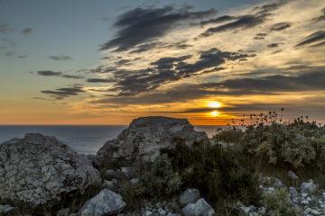 Dubrovnik zur Blauen Stunde