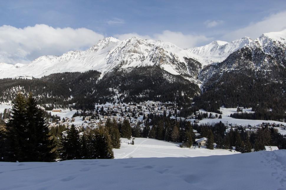Aussicht-Parpaner-Rothorn