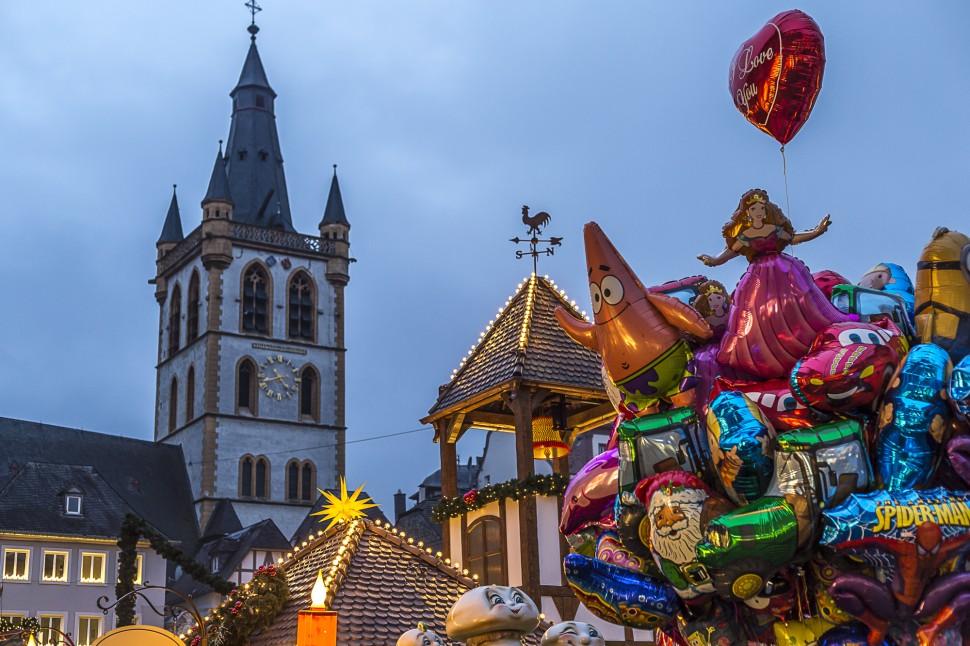 Deutschland-Weihnachtsmarkt-Trier