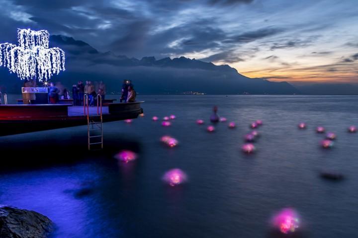 Weihnachtmarkt Montreux Noël