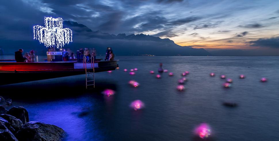 Adventstipp: Weihnachtmarkt Montreux Noel