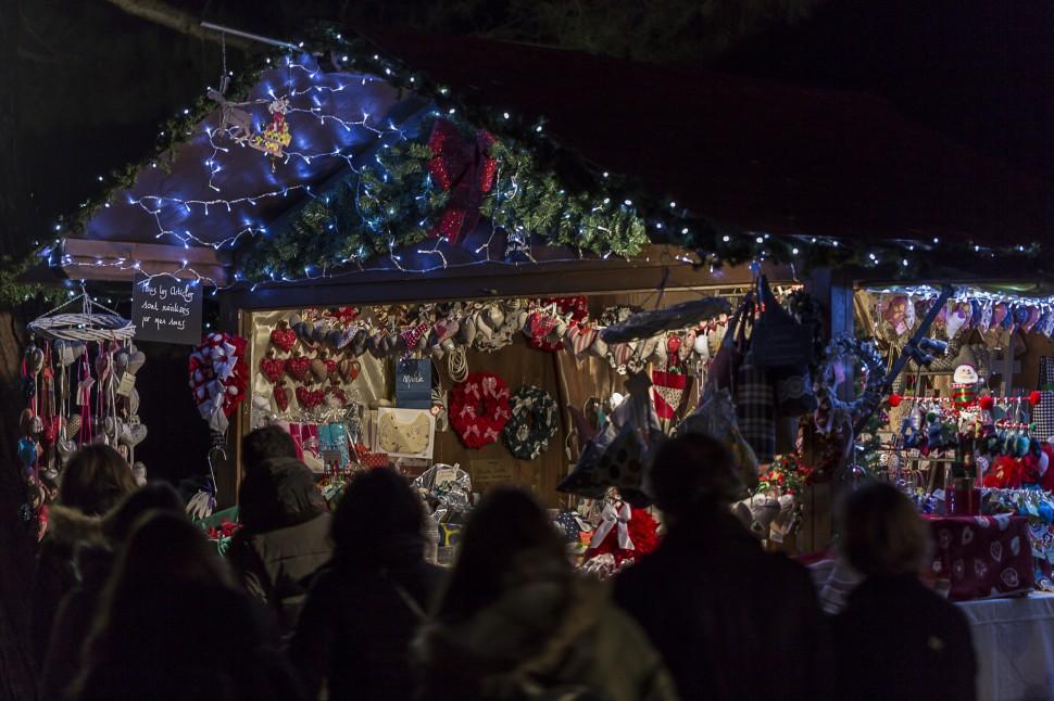 Montreux-Weihnachtsmark-Waadtland