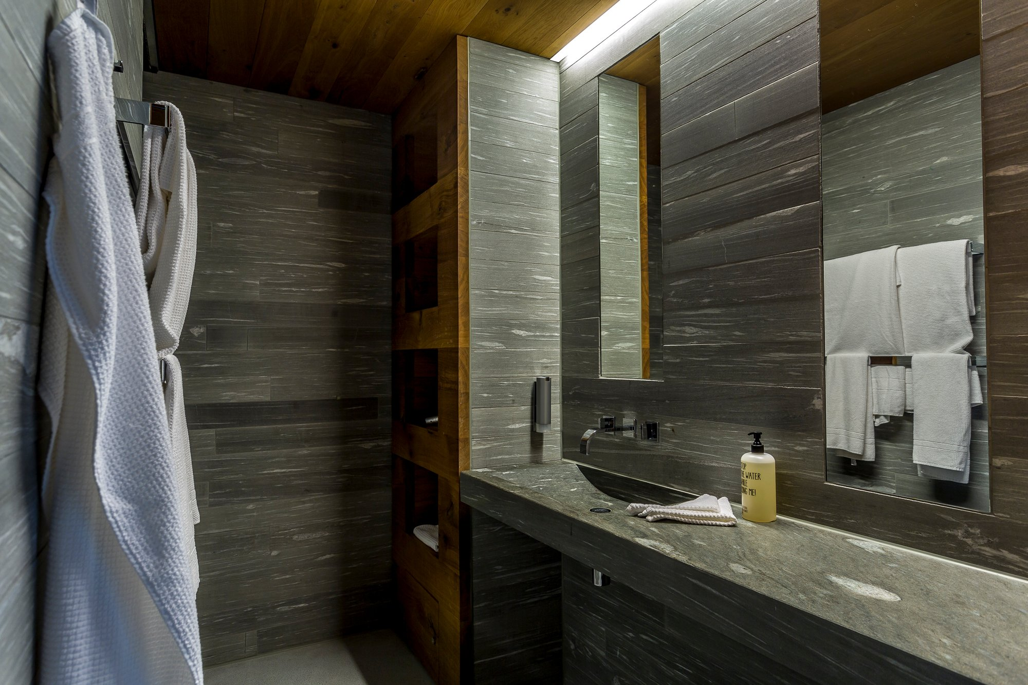 rocksresort laax - pistenglück einfach - reisetipps, Badezimmer ideen