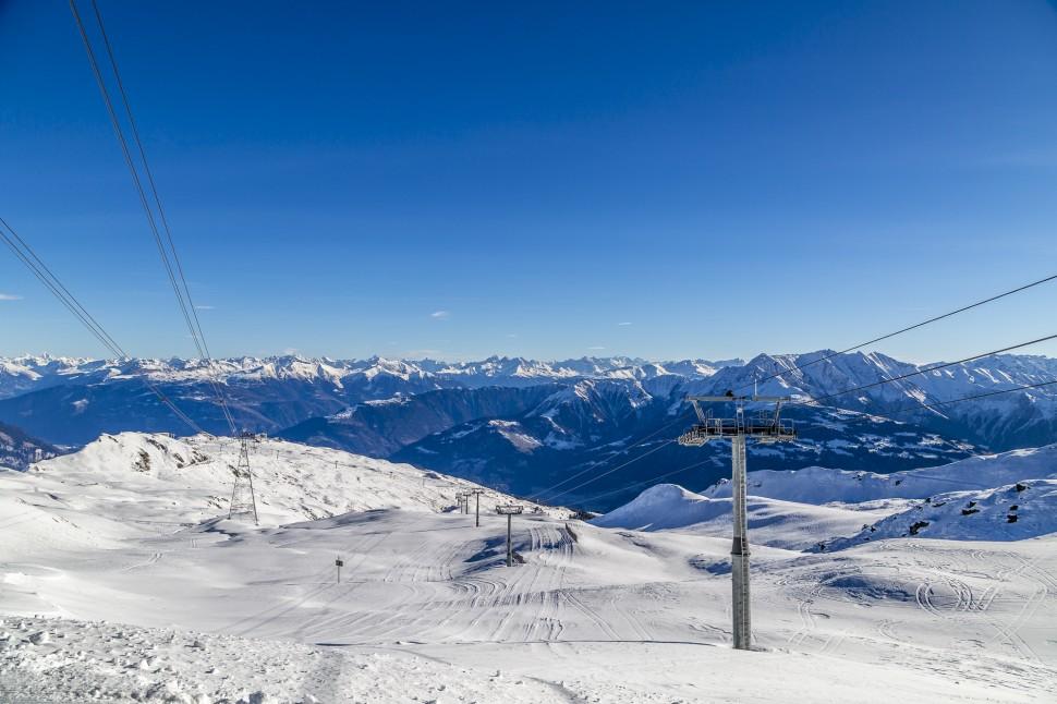 Skigebiet-Laax