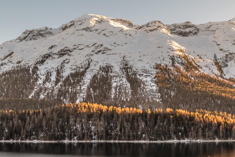 St-Moritz-Panorama