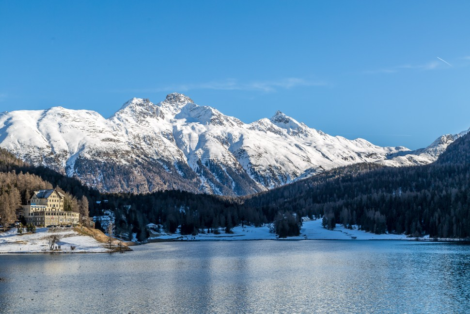St-Moritz-See