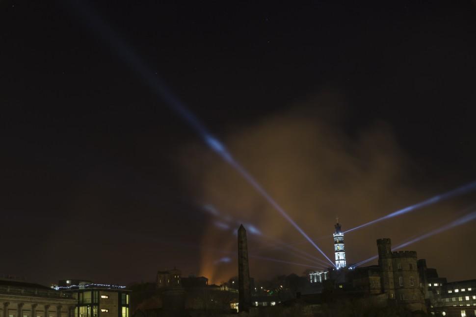 Edinburgh-torchlight-procession-calton-hill