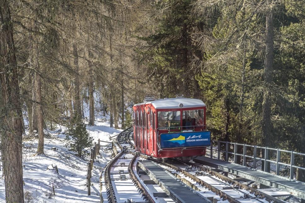 Engadin-Bergbahn
