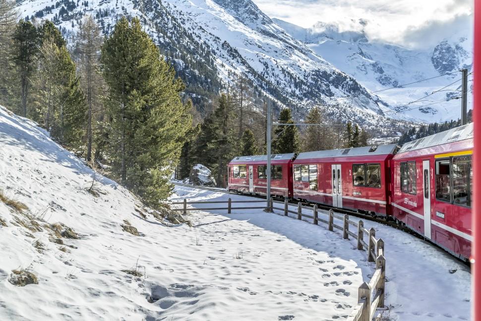 Ferrovia-Retica-Pontresina