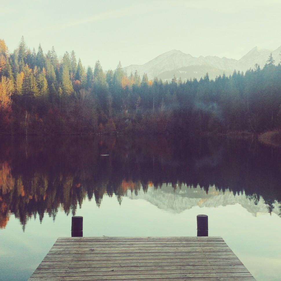 November-Crestasee