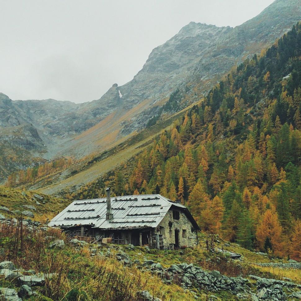 Oktober-Engadin