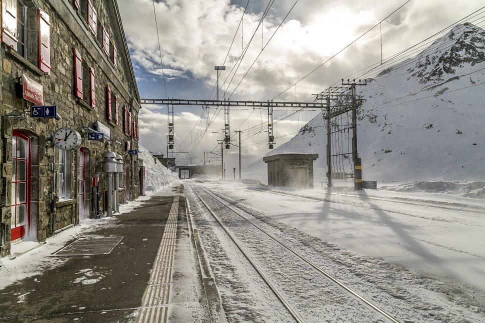 Ospizo-Bernina-Bahn