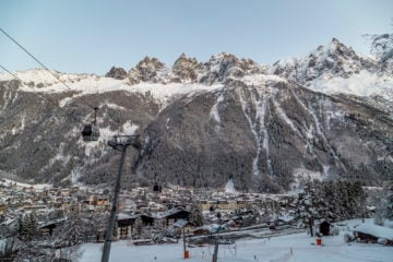 Bonjour Chamonix - Skiweekend in Frankreich