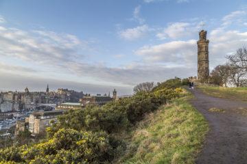 Edinburgh - Schottland für Anfänger