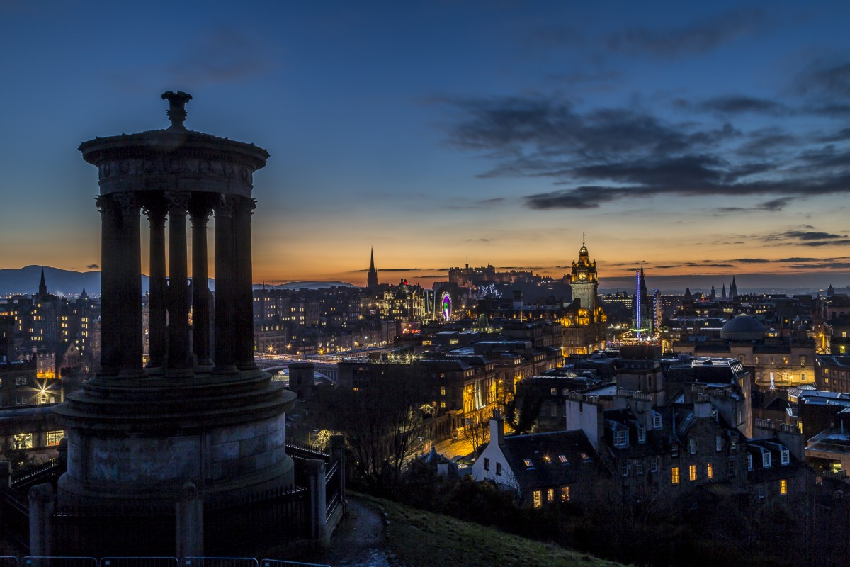 Hogmanay – Silvester in Edinburgh