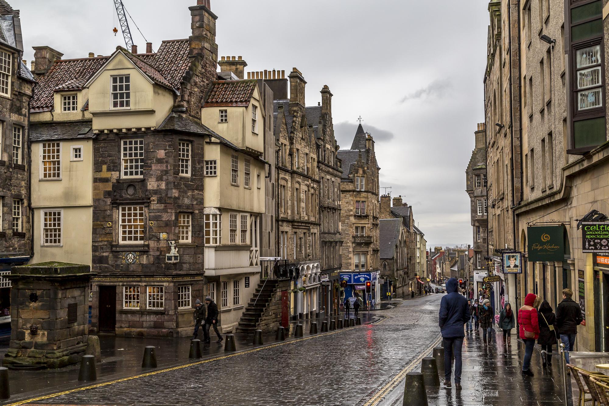 Edinburgh - Schottland für Anfänger - Reisetipps
