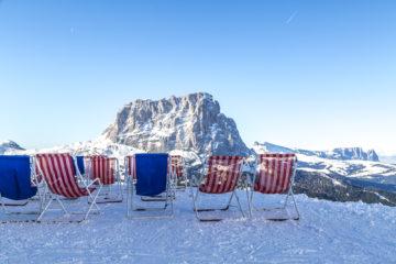 Sellaronda – Skigenuss in den Dolomiten