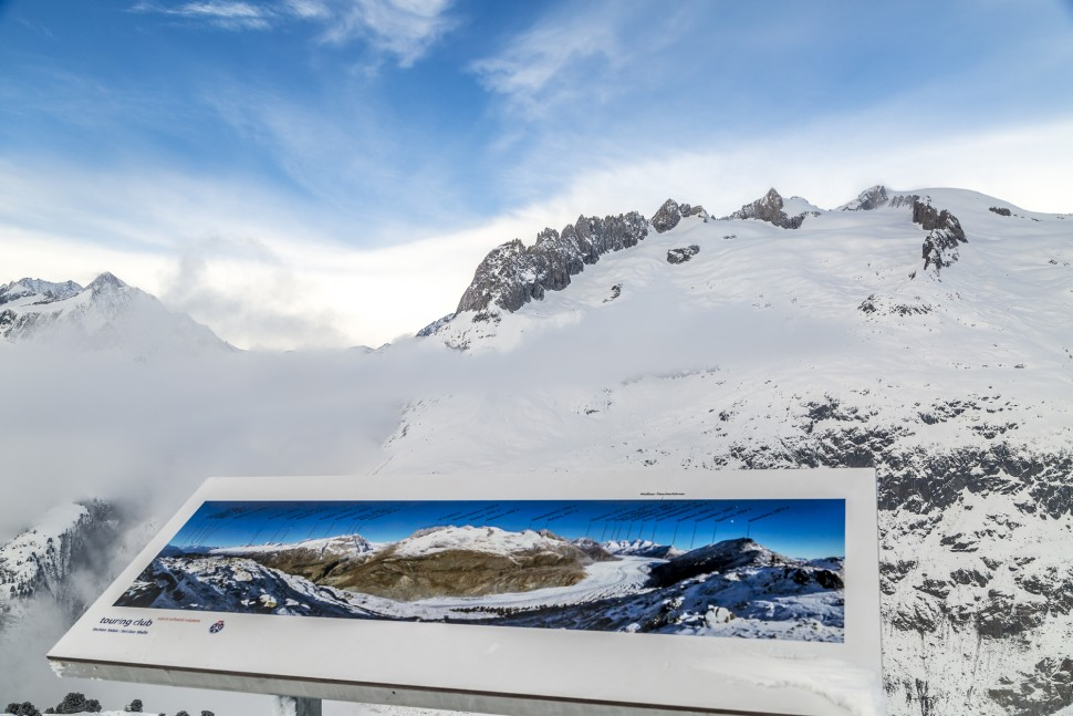 Panorama Moosflueh Riederalp