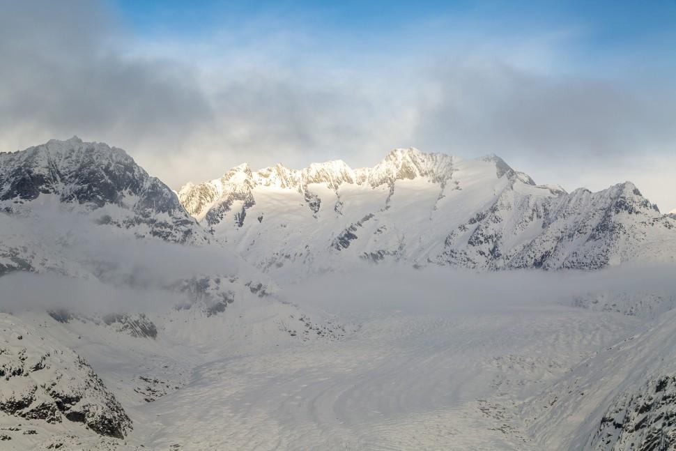 Riederalp-Aletschgletscher