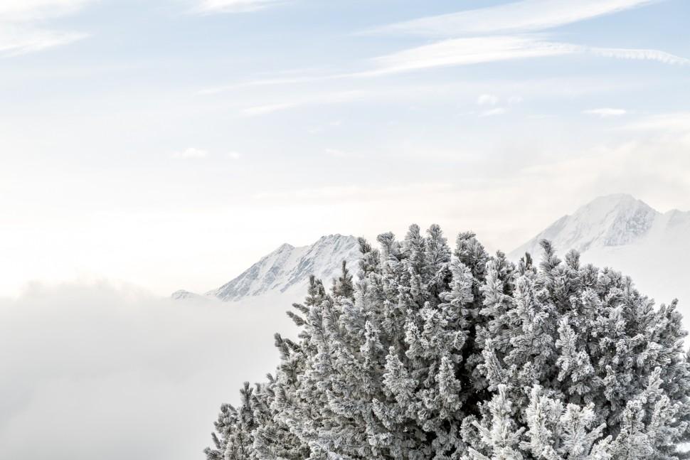 Riederalp-Winterstimmung