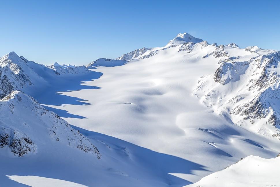 Soelden-Gletscher