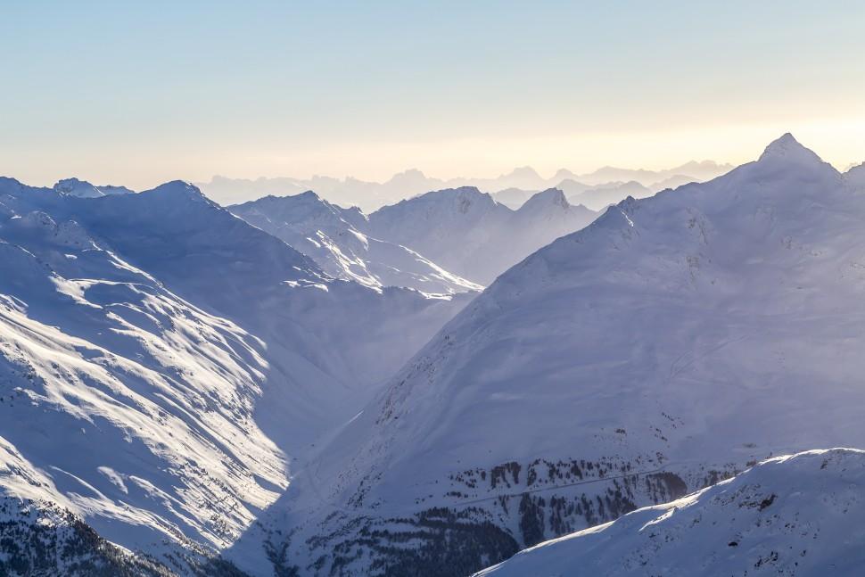 Soelden-Skigebiet