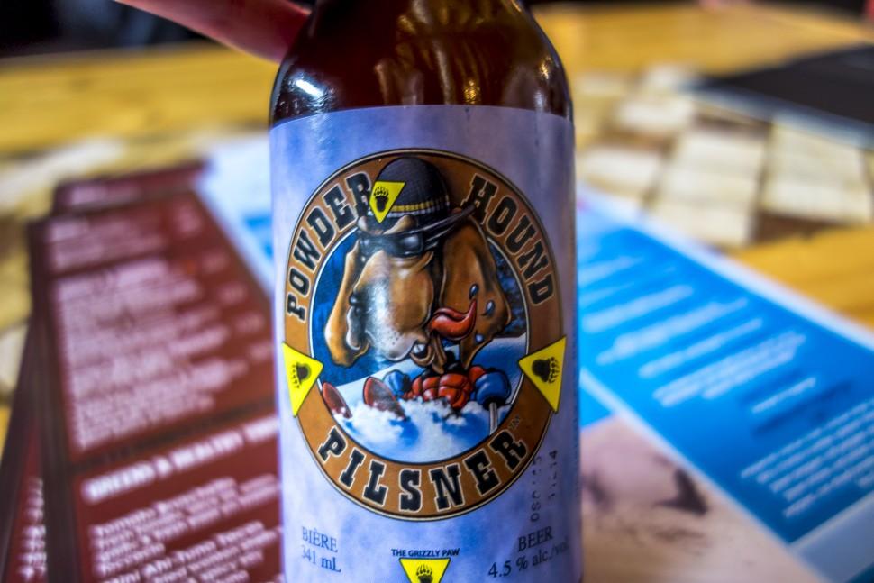 Alberta-Lokales-Bier-Canmore