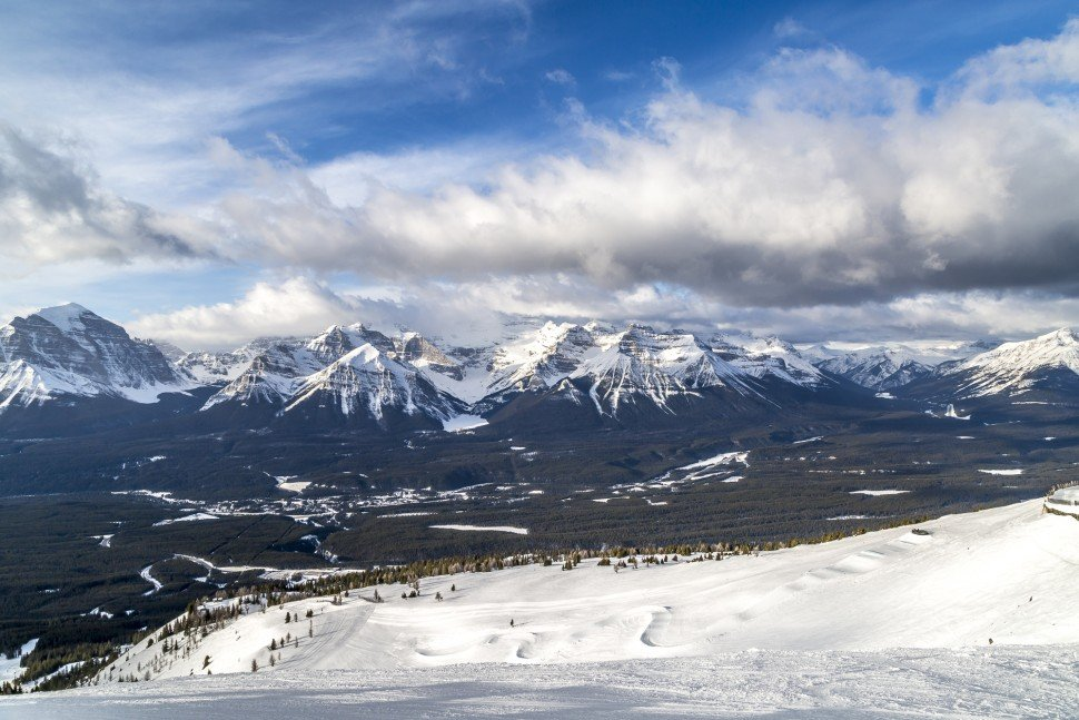 Aussicht-Top-of-the-World-Lake-Louise