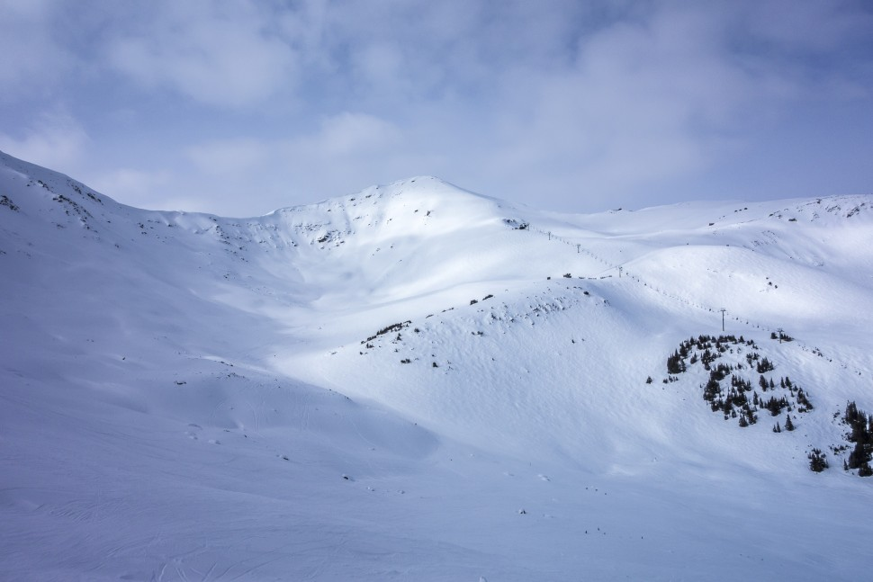 Backcountry-Alberta-Skifahren