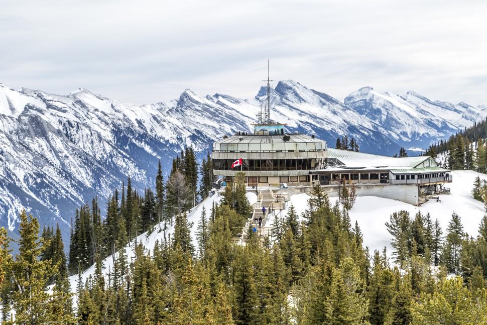 Banff-Sulphur-Mountain
