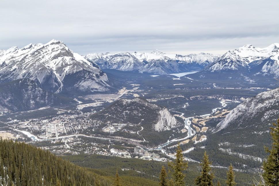 Banff-Sulphur-Mountain-Aussicht-2