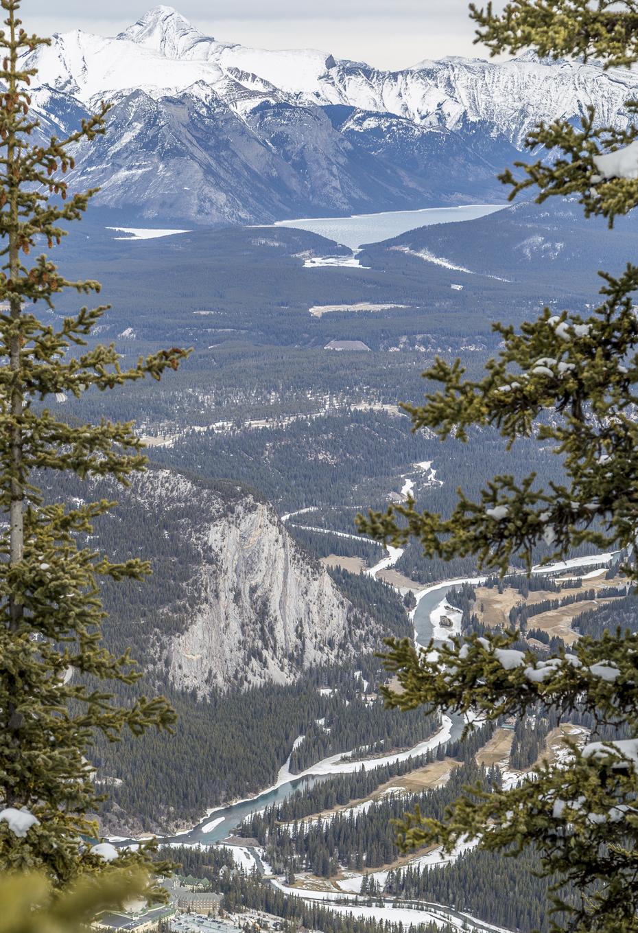 Banff-Sulphur-Mountain-Aussicht-3