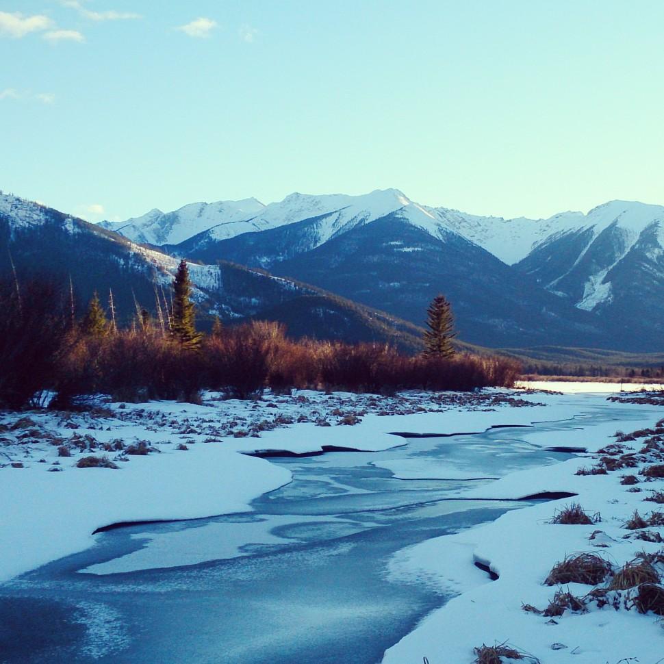 Banff-Winter